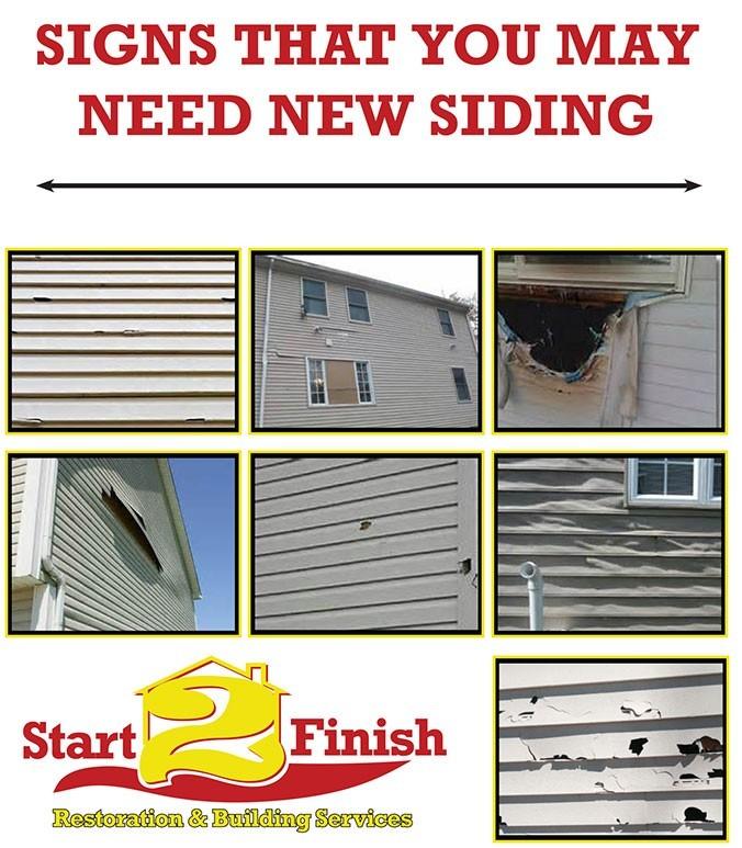 need new siding - Roofing, Siding & Windows