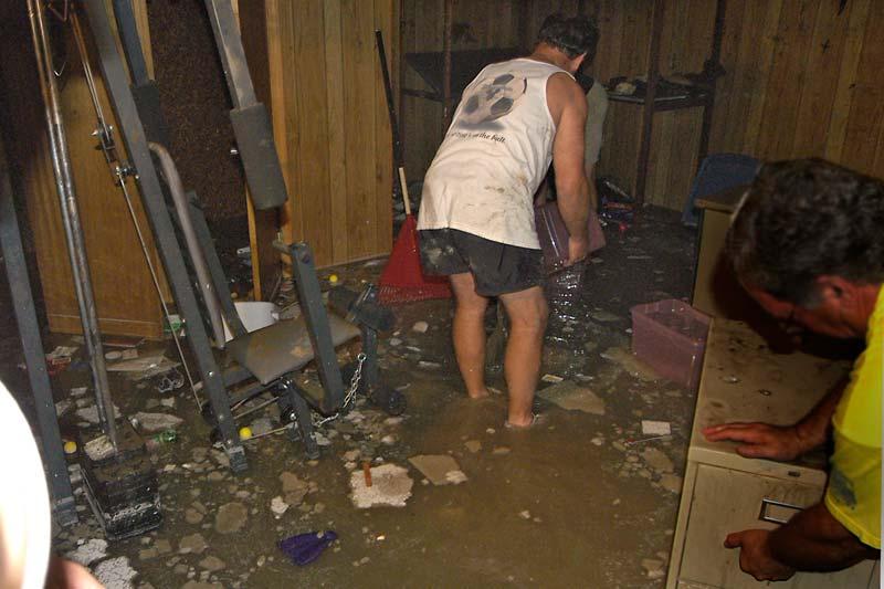 wikimedia flood basement - Water Damage